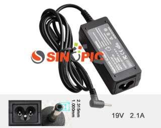 19V ASUS Eee PC 1005HA E Seashell AC Adapter Charger