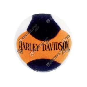 Harley Davidson Plush Ball Cat Toy
