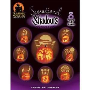 Sensational Shadows Pumpkin Pattern Book