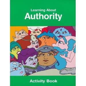 Authority Activity Book (9780898181869) Kenneth Rodriguez Books