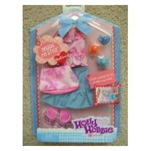 Holly Hobbie Doll Accessories Design My Style Fashion Assortment Amy