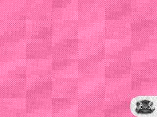 Waterproof PINK Indoor/Outdoor Polyvinyl Fabric BTY