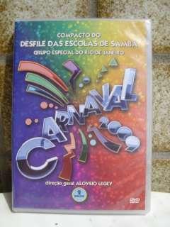 DVD CARNAVAL BRAZIL 2009 CARNIVAL RIO DE JANEIRO PARADE
