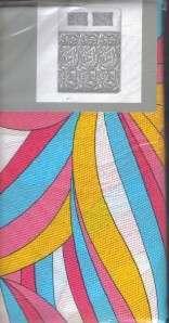 IKEA MYRLILJA Full Queen Duvet Cover & 2 Pillowcases Leaves Multicolor