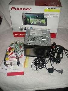 Pioneer AVIC X930BT 6.1 inch Car DVD Player, BT, Nav.,ipod and iphone