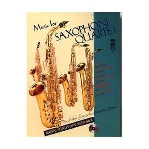 Saxaphone Quartet (Minus Alto Sax) Music for Saxaphone Quartet Music