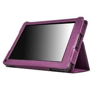 KORE TECH (TM) Kindle Fire Premium Leather Folio case with