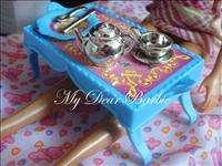 NEW Princess Bed/Bedroom Set for Barbie Dolls B13