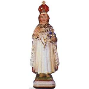 Infant of Prague 8 in. Plaster Statue