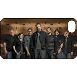 Casting Crowns iPhone 4 iPhone4 Black Designer Hard Case