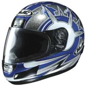 CS 12 CS12 FULL FACE MOTORCYCLE HELMETS LOOK MC2 SIZESML Automotive