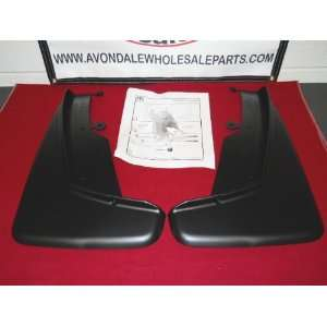 DODGE DURANGO 2011 2012 Front Deluxe Molded Splash Guards