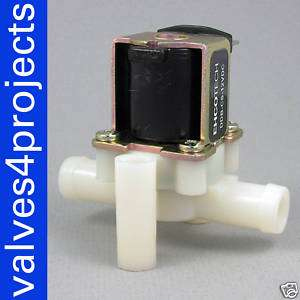 Electric Solenoid Valve   Water etc. (DDB CS 120VAC)