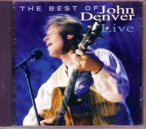 Best of JOHN DENVER Live CD Wildlife Concert 70s Hits 074646518328