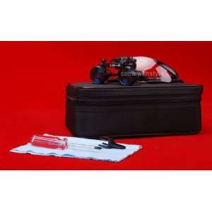 Dental Surgicial Loupe 3.5x 340mm Black Sport Frame