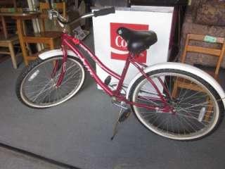 Huffy Good Vibrations Beach Cruiser Bicycle