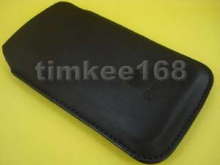 PU Leather pouch case cover for Apple Iphone 3G, 3GS 4G, 4GS