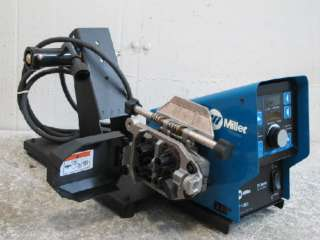 MILLER S 74DX MIG WELDER 24V WIRE FEEDER 195059 NEW