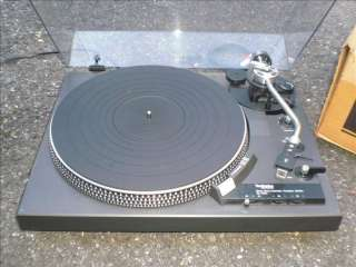 Technics Direct Drive automatic audio technica LS500 TURNTABLE SL 1900