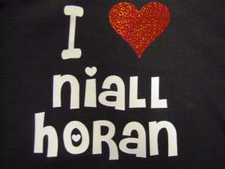 Niall Horan black hoodie One Direction Age 14 15 years
