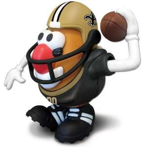 New Orleans Saints NFL Sports Spuds Mr. Potato Head Toy