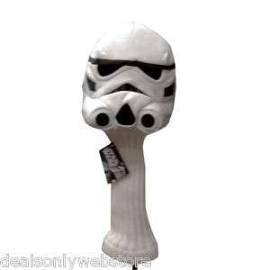 2011) Star Wars STORM TROOPER 460cc Golf Head Cover