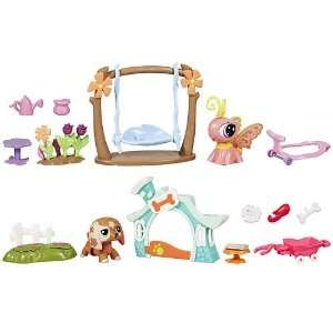 Littlest Pet Shop Walking Pets Theme Packs Wave 1 Toys