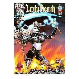 Lady Death The Covenant #9 Chaos: No information available
