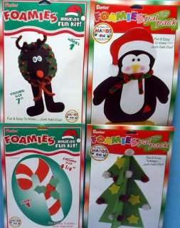 candy cane 4 great craft kits for kids fun easy to make contains