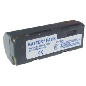 GSI Super Quality Replacement Battery For Select FUJIFLIM