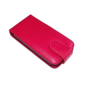 Leather Flip Case for HTC Google Nexus One Cell Phones & Accessories