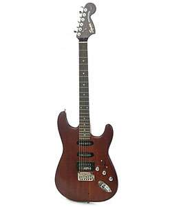 Fender Squier Fat Stratocaster HSS Walnut Guitar  Overstock