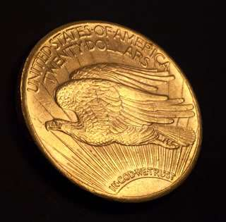 1924 St Gaudens Double Eagle Twenty Dollar Gold Coin