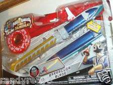 DAI POWER RANGERS SAMURAI 2012 LIGHT UP BARRACUDA BLADE #31785 NEW