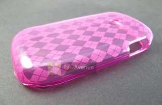 Soft TPU Gel Candy Skin Case Cover for LG 800G Phone Accessory