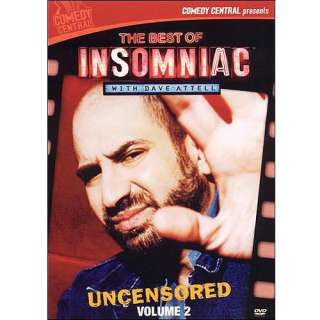 Best Of Insomniac With Dave Attell Uncensored, Vol. 2