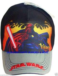 Star Wars Darth Vader Black Baseball Cap Hat