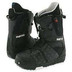 Burton Moto 08 Mens Black Snowboard Boots