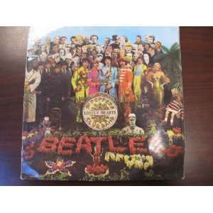 The Beatles  Sgt. Peppers Lonely Hearts Band  The Beatles Music