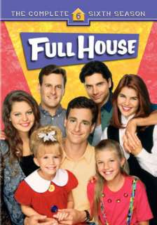 Full House   The Complete Sixth Season (DVD)