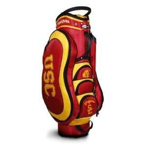 USC Trojans Medalist Golf Cart Bag by Team Golf