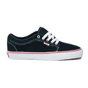 Vans Shoes Chukka Low   Chima Ferguson/ Navy/ Red   Size