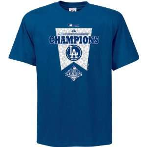 Angeles Dodgers 2008 National League Champion Official Clubhouse Youth