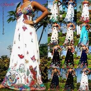 Evening/Cocktail Long Women Maxi Dress Size Plus 6   22 M   XXXL CA