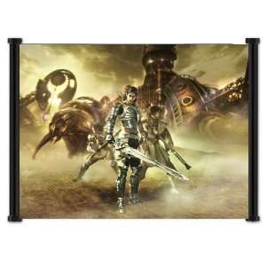 Lost Odyssey Game Fabric Wall Scroll Poster (21x16