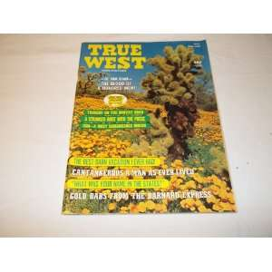 West Magazine June 1972 (All True All Fact Stories of The Real West