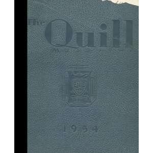 (Reprint) 1954 Yearbook Enid High School, Enid, Oklahoma Enid