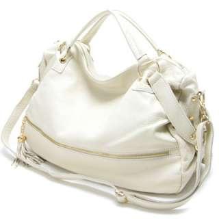 MADE IN KOREA]NWT Genuine leather BRITTANY satchel,tote shoulder bag
