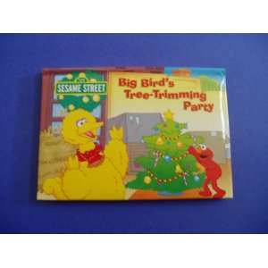Big Birds Tree Trimming Party (Sesame Street Pop Up