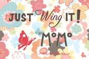FABRIC Jelly Roll ~ JUST WING IT! ~ by MoMo for MODA